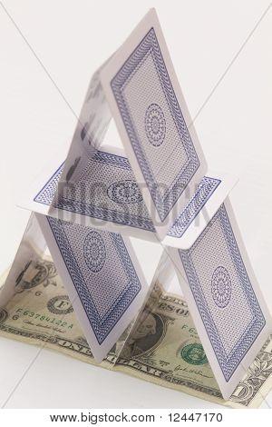 Us Weak House Of Cards