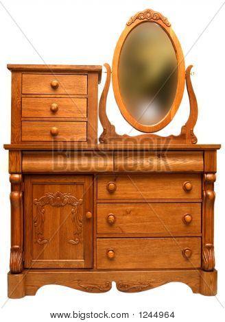 Victorian Schlafzimmer dresser