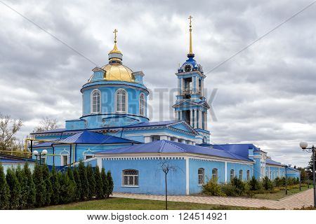 Church of the Assumption - Assumption Cathedral. Zadonsk. Russia