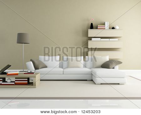 Moderne Wohnzimmer