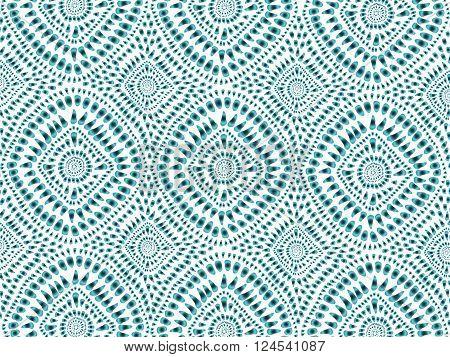 Boho Tie Dye Background Texture Watercolor Effect Vector 1