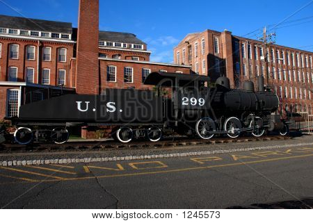 299 Vintage Train