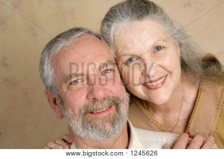 Loving Mature Couple