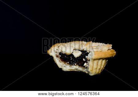 Eaten Mince Pie