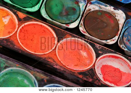 Used Paint Box