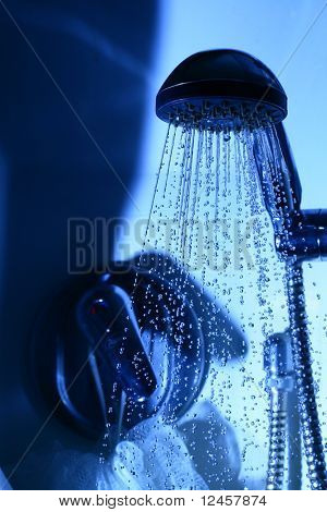 fresh shower