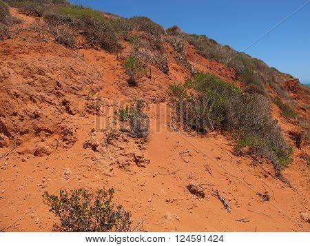 Francois Peron National Park, Shark Bay, Western Australia