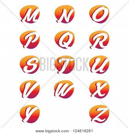 Creative Alphabet Creative And Symbolic Logo Design Illustration