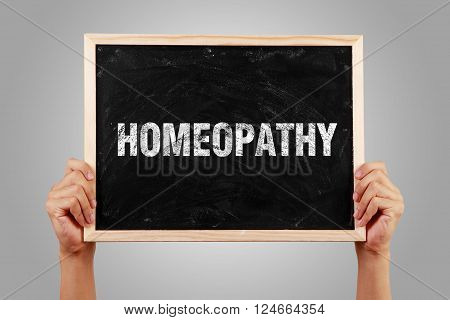 Homeopathy Text