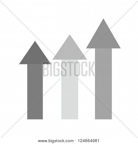 Inflation, interest, business  icon vector image. Can also be used for marketing. Suitable for use on web apps, mobile apps and print media.