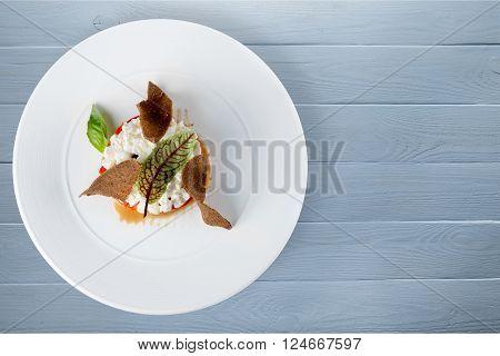 Food.