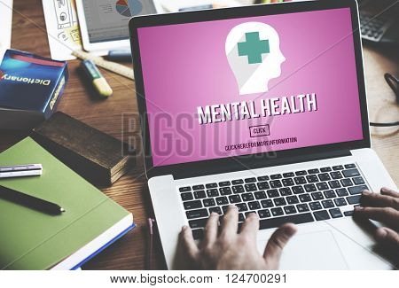 Mental Health Emotional Medicine Psychology Concept