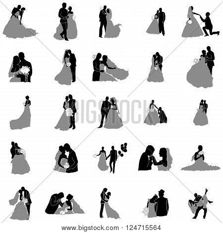 Broom and bride silhouettes set. Broom and bride silhouettes. Broom and bride silhouettes art. Broom and bride silhouettes web. Broom and bride silhouettes new. Broom and bride silhouettes www. Broom and bride silhouettes app. Broom and bride silhouettes
