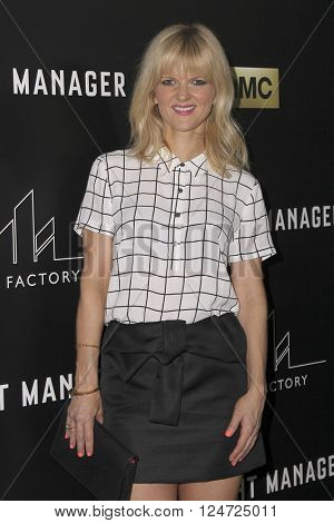 LOS ANGELES - APR 5:  Arden Myrin at the The Night Manager AMC Premiere Screening at the Directors Guild of America on April 5, 2016 in Los Angeles, CA