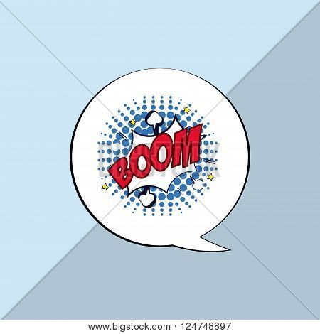 Retro concept with communication  icon design, vector illustration 10 eps graphic.