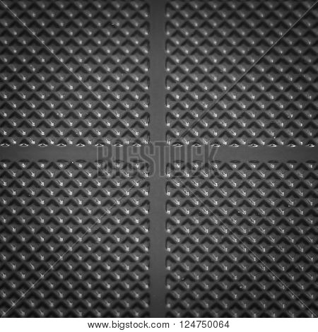 black modern textured geometry background with abstract figures