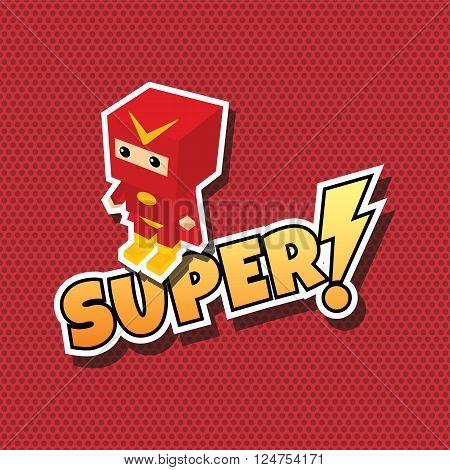 Great Superhero Cartoon