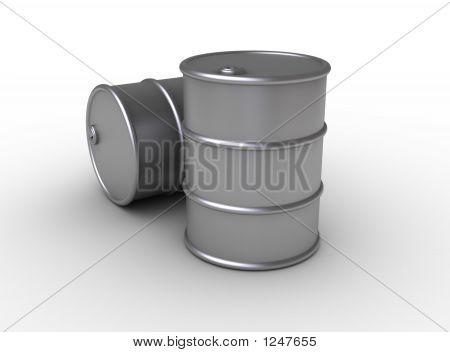 3D Barrels