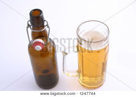 Bottle Beer Ang Mug