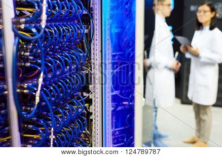 Super computer research center