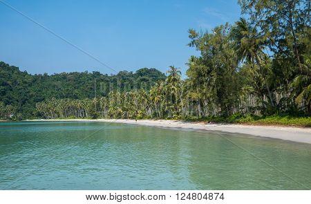 Ao Prao Beach, Ko Kut Island, Thailand