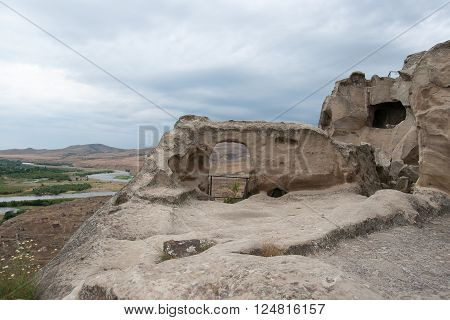 Uplistsikhe Ancient Rock-hewn Town