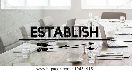Establish Stabilize Found Create Concept