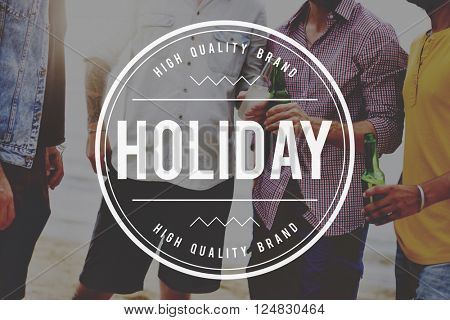 Holidays Vacation Festivity Fiesta Concept