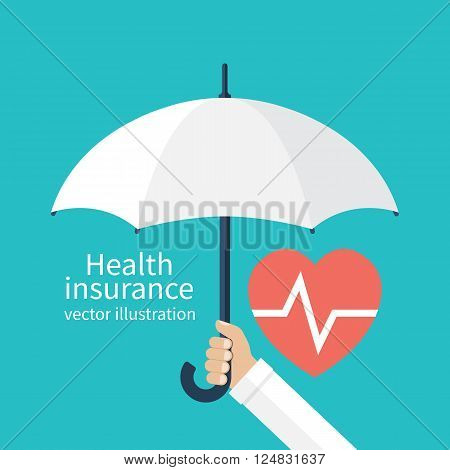 Health Insurance Concept.