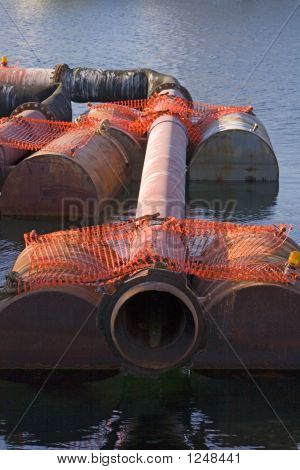 Dredging Pipes