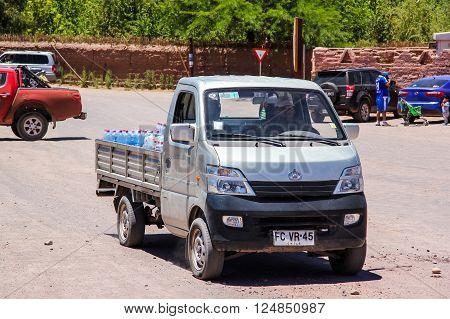Chinese Truck