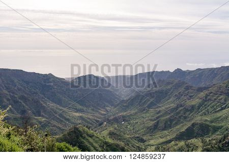 Mirador De Tajaque