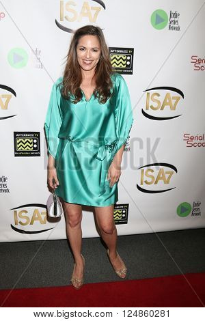 LOS ANGELES - APR 6:  Terri Ivens at the 7th Annual Indie Series Awards at the El Portal Theater on April 6, 2016 in North Hollywood, CA