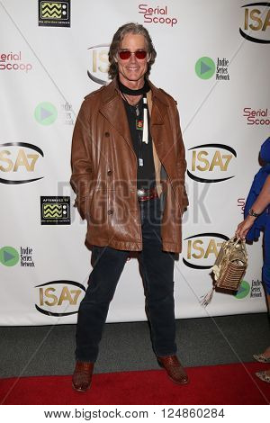 LOS ANGELES - APR 6:  Ronn Moss at the 7th Annual Indie Series Awards at the El Portal Theater on April 6, 2016 in North Hollywood, CA
