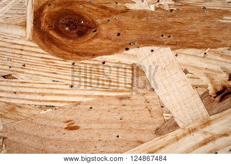 Plywood texture with scratches for background and design