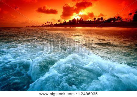 Landschaft-Meer