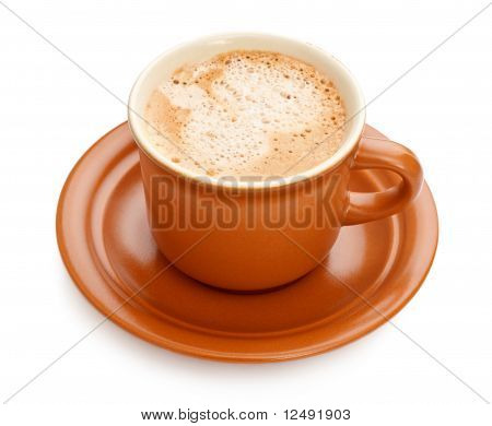 Full Coffee Cup