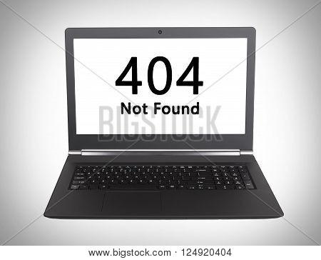 Http Status Code - 404, Not Found