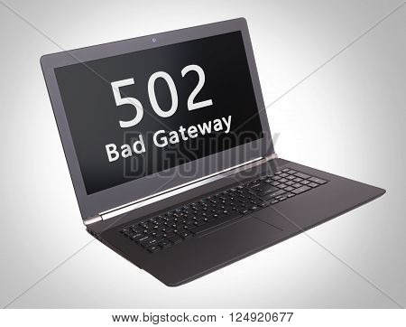 Http Status Code - 502, Bad Gateway