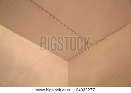 Walls And Ceiling Need Repair
