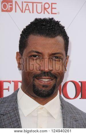 LOS ANGELES - APR 6:  Deon Cole at the Barbershop - The Next Cut Premiere at the TCL Chinese Theater on April 6, 2016 in Los Angeles, CA