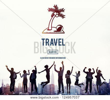 Travel Traveler Exploration Destination Concept