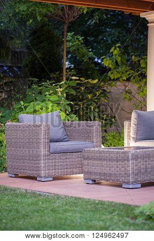 Beautiful Wicker Furnitures