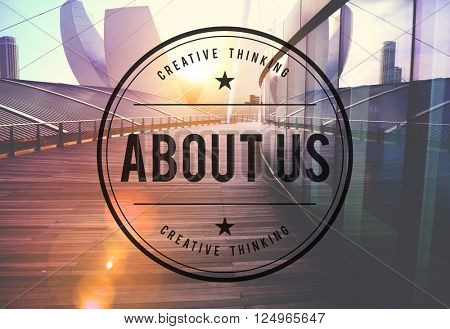 About Us Page Information Story Brand Concept