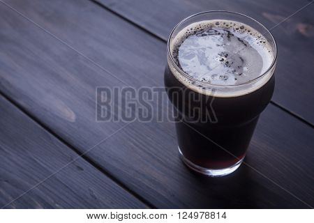 Stout On Wood