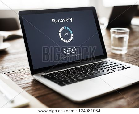 Recovery Backup Restoration Data Storage Security Concept