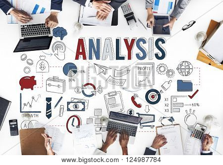 Analysis Information Insight Strategy Concept