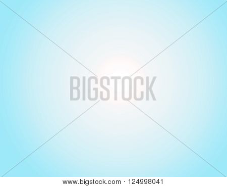 light blue and white gradient on the white background
