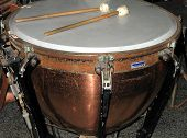 picture of timpani  - also called Timpani - JPG