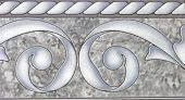 Ornamental Tile Border